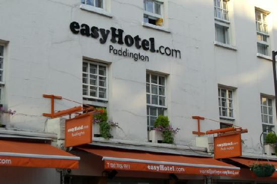 easyHotel Paddington London: Easyhotel Paddington