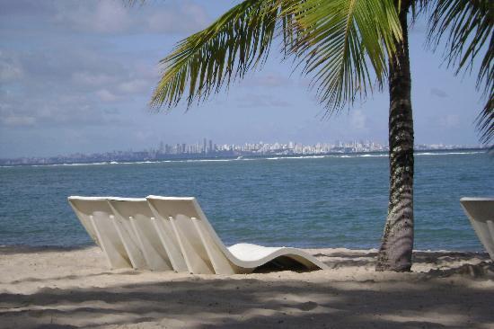 Club Med Itaparica: Vista Salvador de Bahia