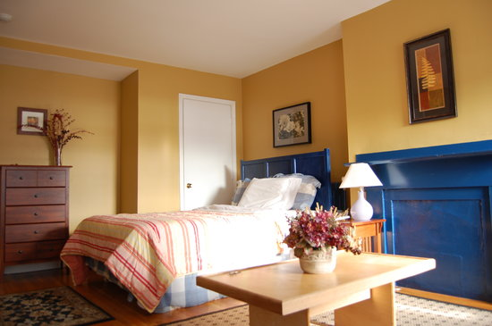 Caj Guest House Worcester Street: Main room space