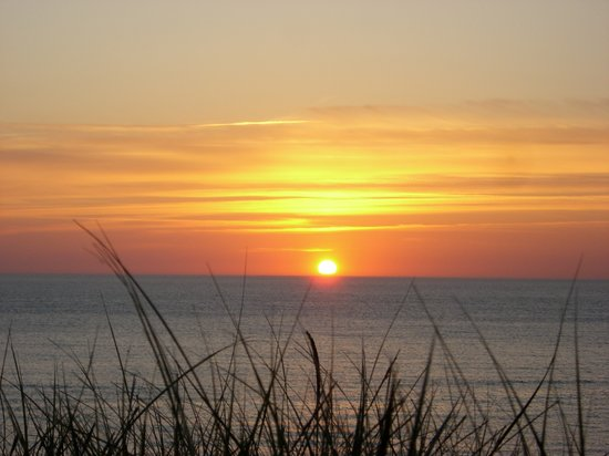 Sunset on Sylt