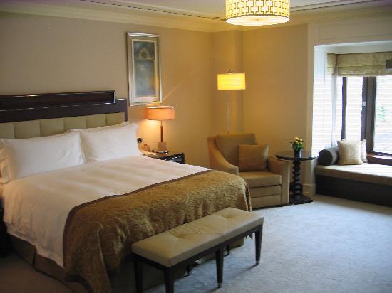 Four Seasons Istanbul at the Bosphorus: Bosphorus Suite bedroom