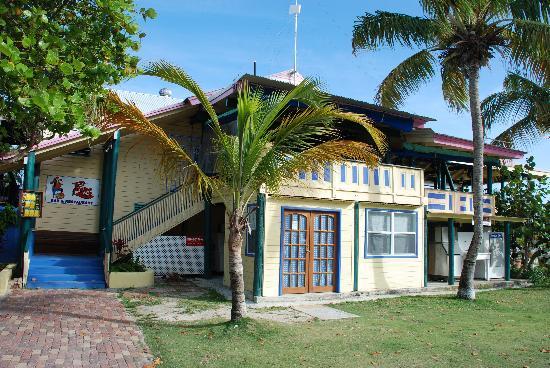 Nanny Cay Marina & Hotel: PegLeg Restaurant