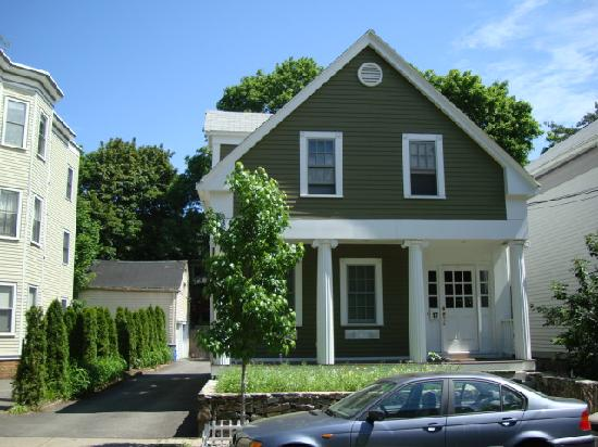 Whitman House: best home in cambride