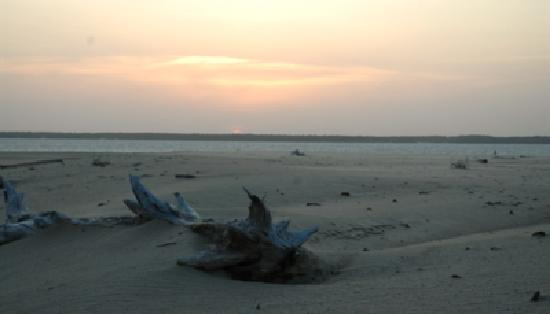 Kizingo: Sonnenaufgang