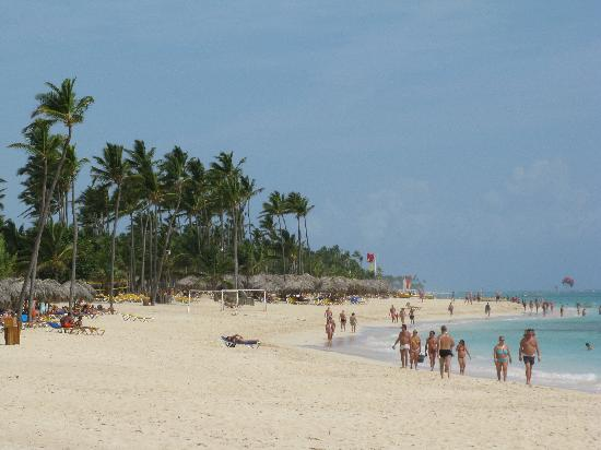 Iberostar Grand Hotel Bavaro: beatiful beach area