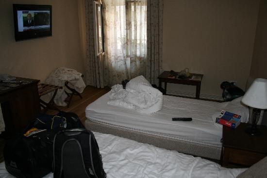 Slamic B&B: Bedroom