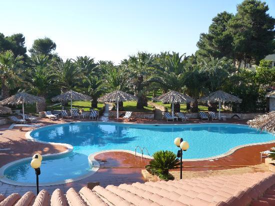 Sant'Efis Hotel: piscine