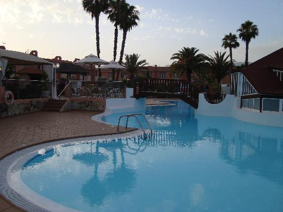 Pool area picture of jardin del sol apartments playa for Playa del ingles jardin del sol