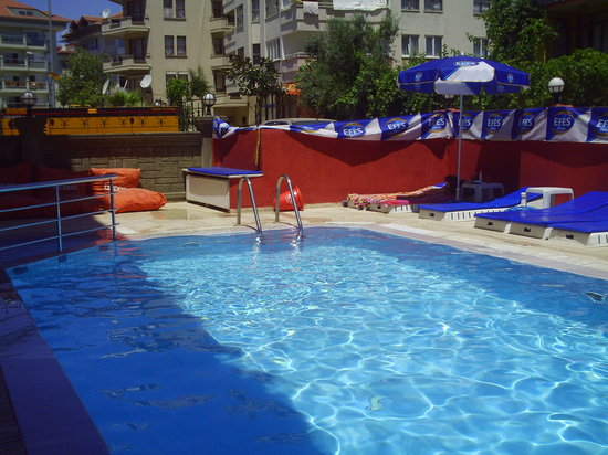 Photo of Berkan Hotel Alanya