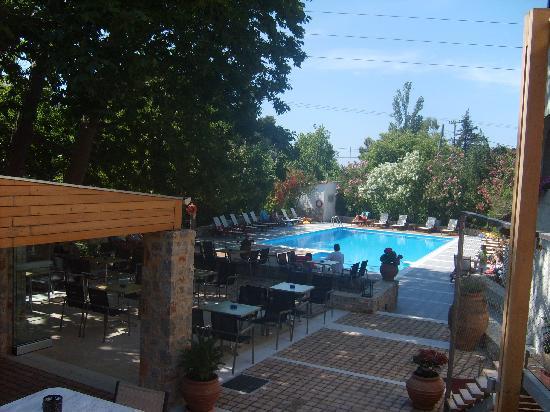 Astoria Hotel: Swimming Pool, Hotel Astoria