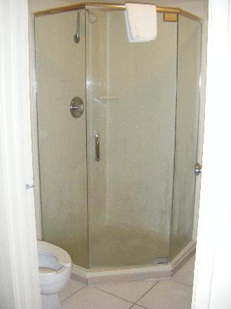 Travelodge Riviera Beach/West Palm : Salle de bain