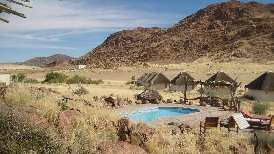 The Plunge Pool Picture Of Desert Homestead Lodge Namib