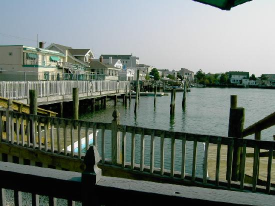 Stone Harbor, NJ: Great view of the bay