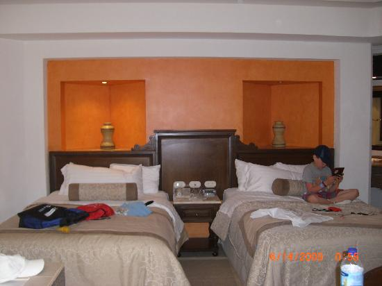 Hard Rock Hotel Riviera Maya: double bed room