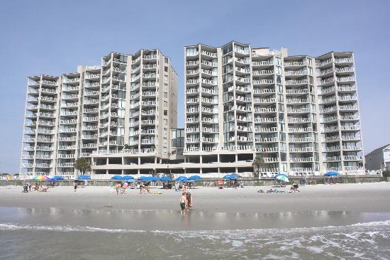 One Ocean Place Picture Of Condotels At One Ocean Place Garden City Beach Tripadvisor