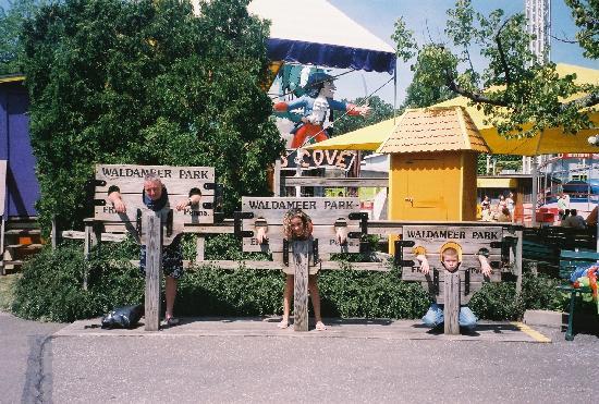 Waldameer Park & Water World: Waldameer fun