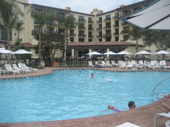 Terranea Resort: main pool