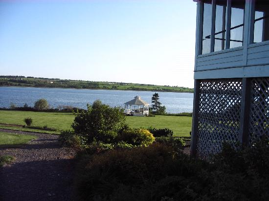 The Inn at St. Peters: View of the Bay