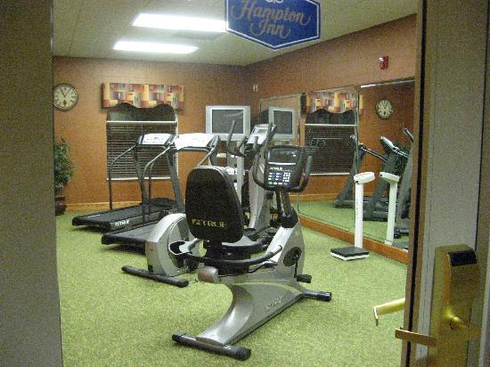 هامبتون إن آند سويتس ليك سيتي: Fitness Center
