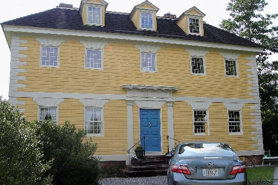 Newport House Bed and Breakfast: Exterior