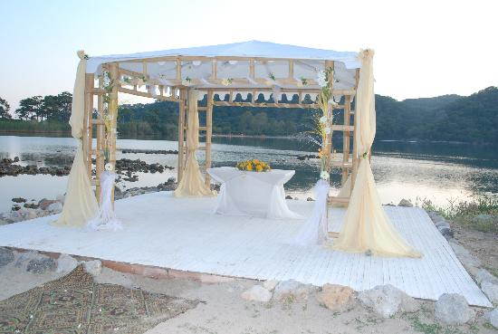 The Sugar Beach Club: Gazebo
