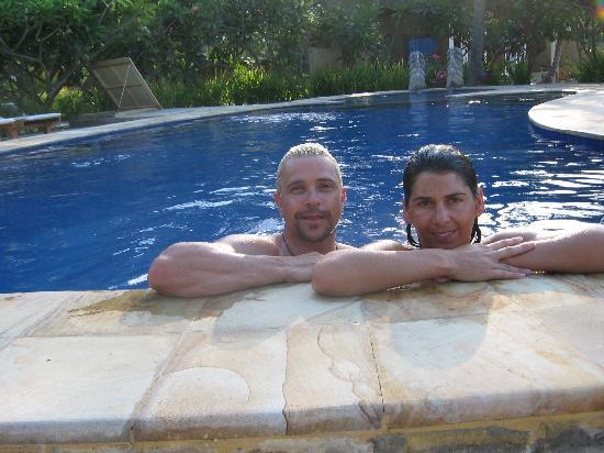 Poinciana Oceanside Resort & Retreat Centre: pool