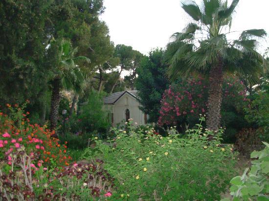 Ein Kerem, Israel: the guesthouse