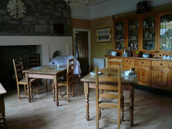 The Old Priory Bed and Breakfast: Frühstücksraum