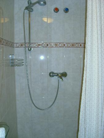 ดานูบเกสท์เฮาส์: baño2