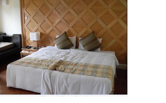 Langkawi Lagoon Resort: Nice comfy bed