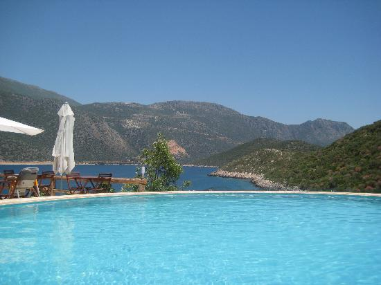 Hotel Club Barbarossa: View from the pool