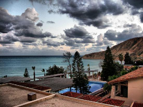 Columbia Beach Resort Pissouri: room with a definite view (Cape Aspero)