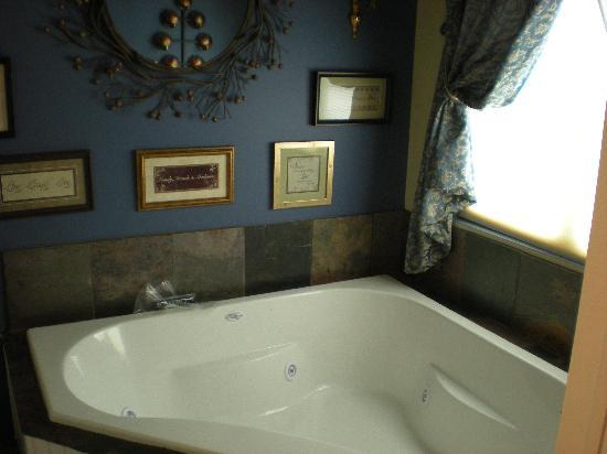 Gallery House : Beautiful spa room