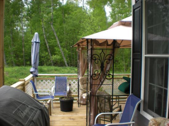 Gallery House : Sun deck