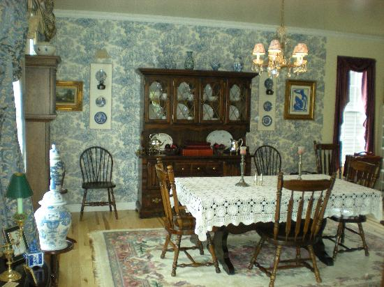 Gallery House : Dining room