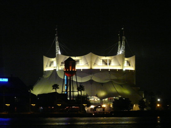 La Nouba - Cirque du Soleil