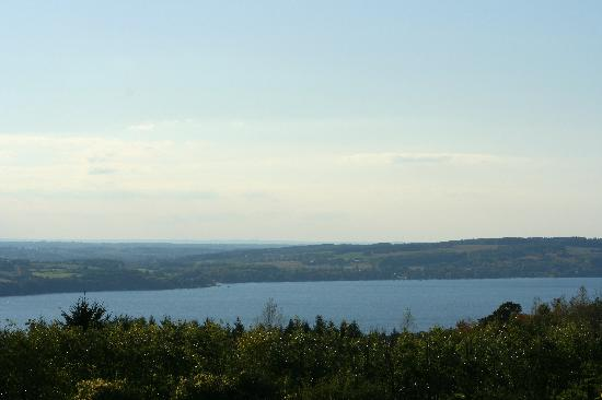 1820 House: Skaneateles Lake View