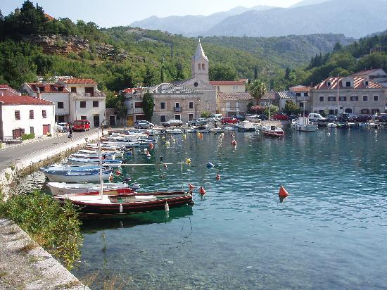 Jablanac, كرواتيا: Jablanac bay