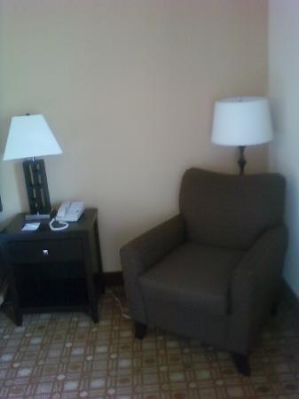 Baymont Inn & Suites Augusta West: Sitting area
