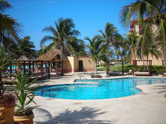 Piscina piccola picture of sandos playacar beach resort - Piccola piscina ...