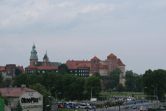 Park Inn by Radisson Krakow: Zoom View to Left