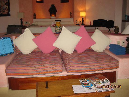 Villa Carolina Hotel: Spacious Suite