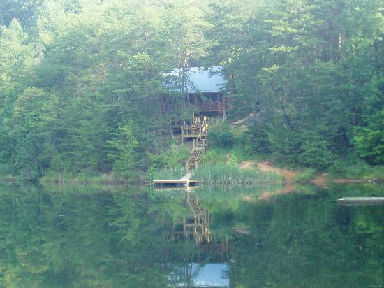 Hidden Mountain Resort: #5224 On Golden Pond