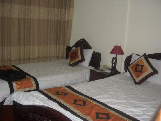 Duc Thai Hotel: One of the rooms