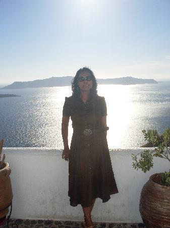 Evgenia Villas & Suites: The Caldera, Fira Town