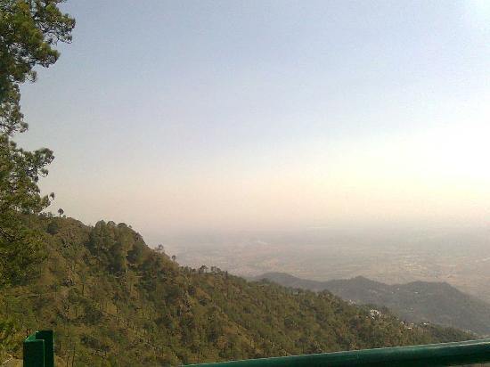 Winnies Holiday Resort: view