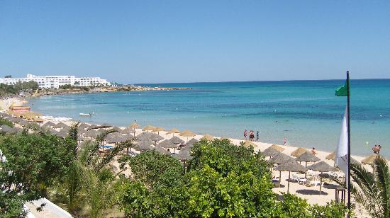 SENTIDO Aziza Beach Golf & Spa: The beautiful beach