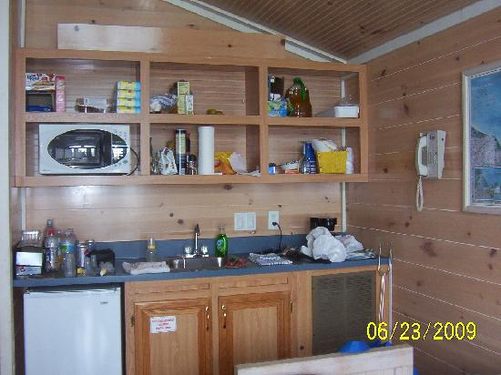A View Of The Cooking Area Picture Of Lighthouse Point