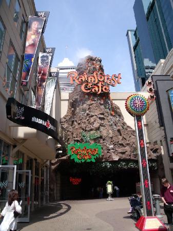 Rainforest Cafe Canada