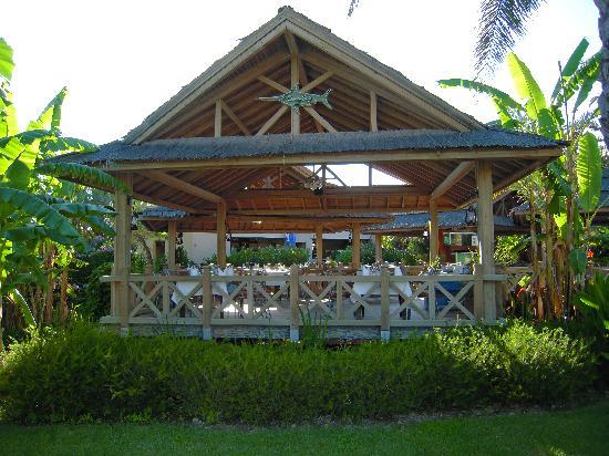Royal Wings Hotel: Deep sea restaurant